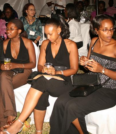 Guests at Hip Hop Star NAVIO show