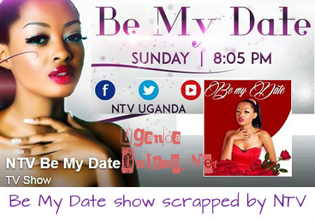 NTV Be My Date show scrapped