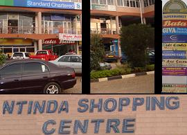 Ntinda Shopping Mall