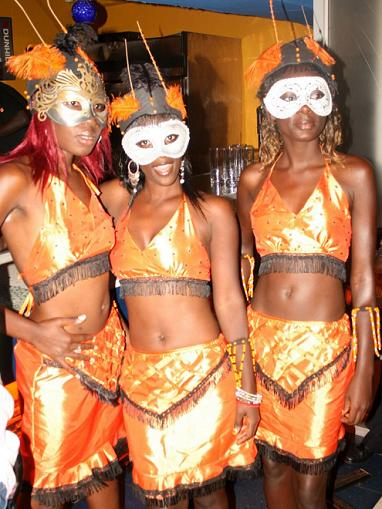 Kampala Carnival Babes