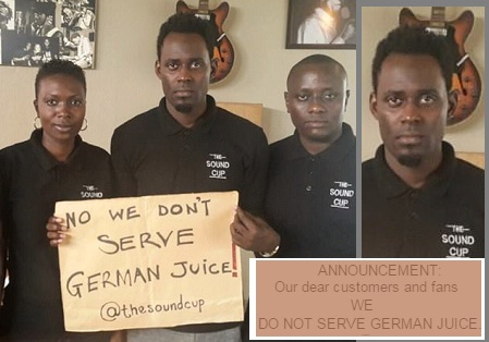 Maurice Kirya issues notice on German Juice