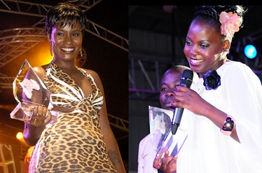 Artiste of the year 2008 and Artiste of the year 2011