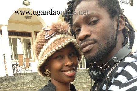 Barbie Kyagulanyi and Bobi Wine