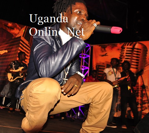Bobi Wine Clears teh space on the take over of One Love Beach by Bebe Cool