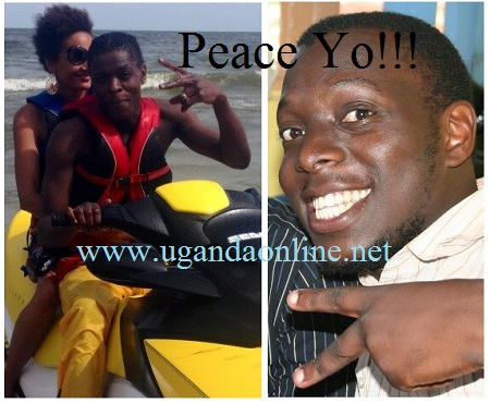 Chameleone's wife Daniella Atim and Kasuku make peace