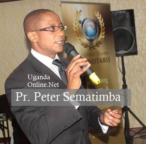 Pastor Peter Sematimba