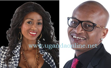 South African model Babalwa aka Barbz from South Africa and Jackson Makini aka Prezzo from Kenya