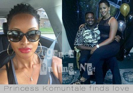 Princess Komuntale finds love