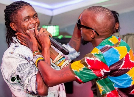 Radio showing Weasel some love
