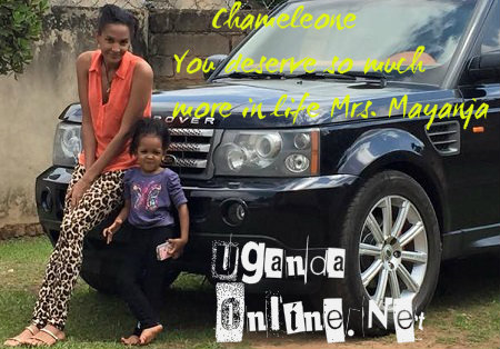 Chameleone buys for Daniella a Range Rover