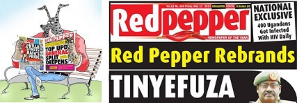 red pepper online today