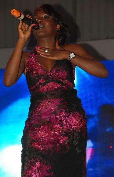 PAM Awards Best Female Artiste, Iryn Namubiru