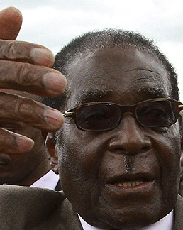 Uganda Online - Robert Mugabe Reportedly ill In a Singapore Hospital