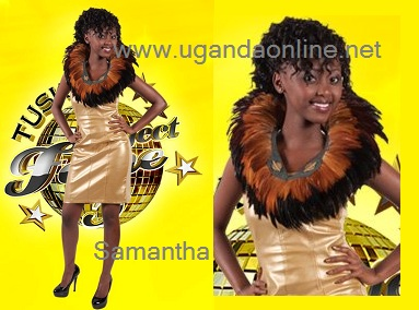 Burundi's Samantha evicted from the Tusker Project Fame Season 5