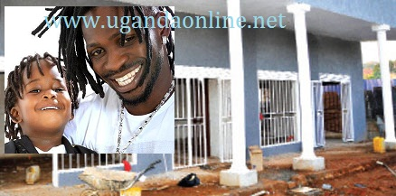 Bobi Wine's Semakokiro Plaza under construction