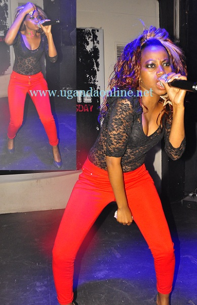 Sheebah Karungi @ Club Rouge