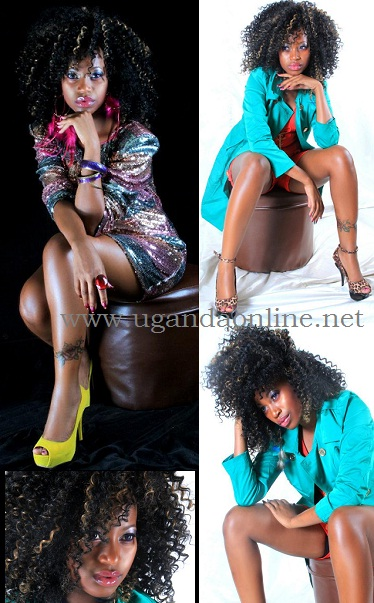 Sheebah Karungi in her latest photo shoot