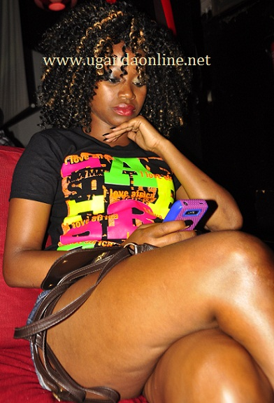 Hmmmm Sheebah 'Karungi' indeed...!