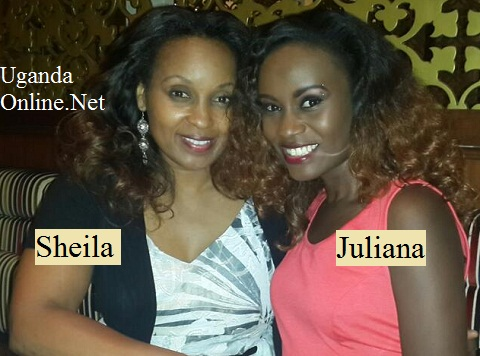 TPF6 host, Sheila and Judge Juliana Kanyomozi