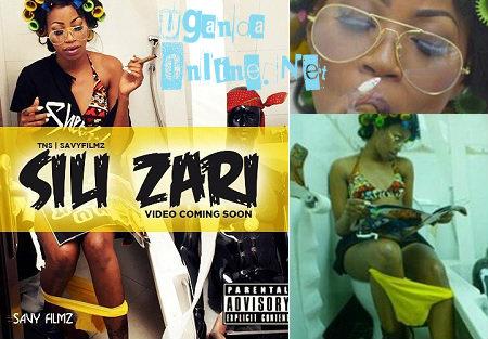 Sheebah in her Sili Zari video