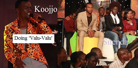 Kojjo, Sitenda and other TPF6 Contestants