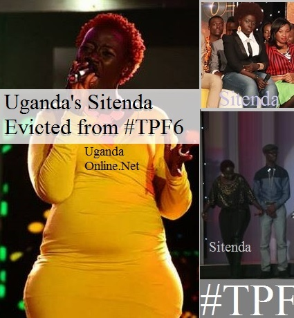 Sitenda evicted from Tusker Project Fame 6