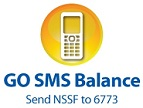 Go SMS Balance-Send NSSF to 6773