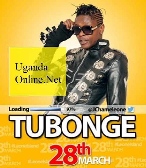 Chameleone's Tubonge album launch date set