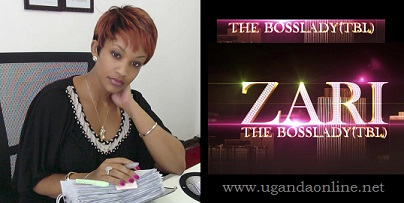 Zari's The Boss Lady Show is under Attack