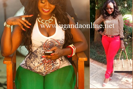 Kenya's gorgeous plus size model, Vera Sidika aka Vee Beiby