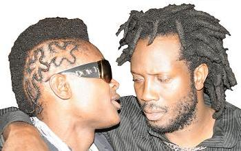 Dr.Jose and Bebe Cool