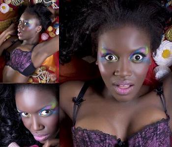 Model Marion on Uganda Online