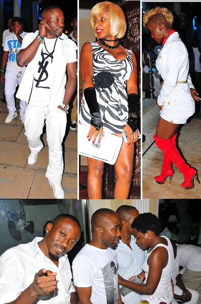 Zari All White Party