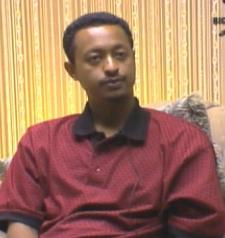 Yacob from Ethiopia