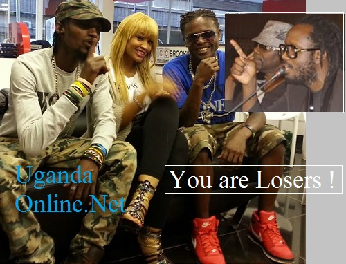 The Goodlyfe Crew with Zari in South Africa