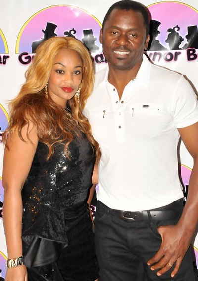 Zari and Ange Noir's Charlie Lubega