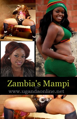 Mampi from Zambia is one of the starmates in the Big Brother house