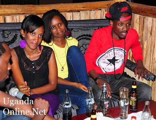 UBC's Calvin and friends at Zamunda bar