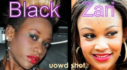 Bad Black and Zari