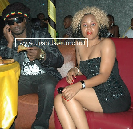Zuena defends hubby in Chameleone-Bobi attack