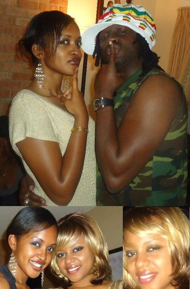 Princess Komuntale, Bebe Cool and Zuena