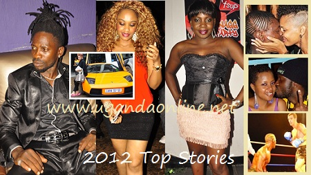 2012 Top Entertainment Stories