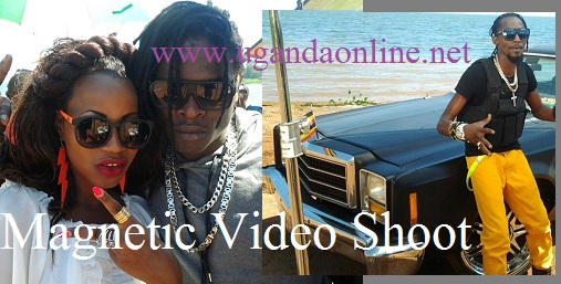 Sheebah Karungi, Moze Radio and Weasel in the Magnetic Video