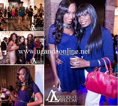 More Judith Heard Clothing line Launch Pics